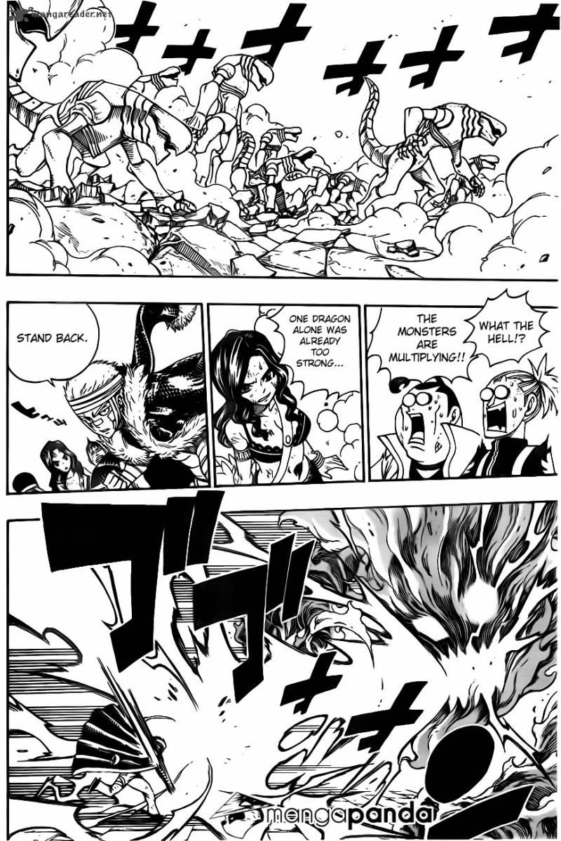Fairy Tail 330 - Zilconis' Magic
