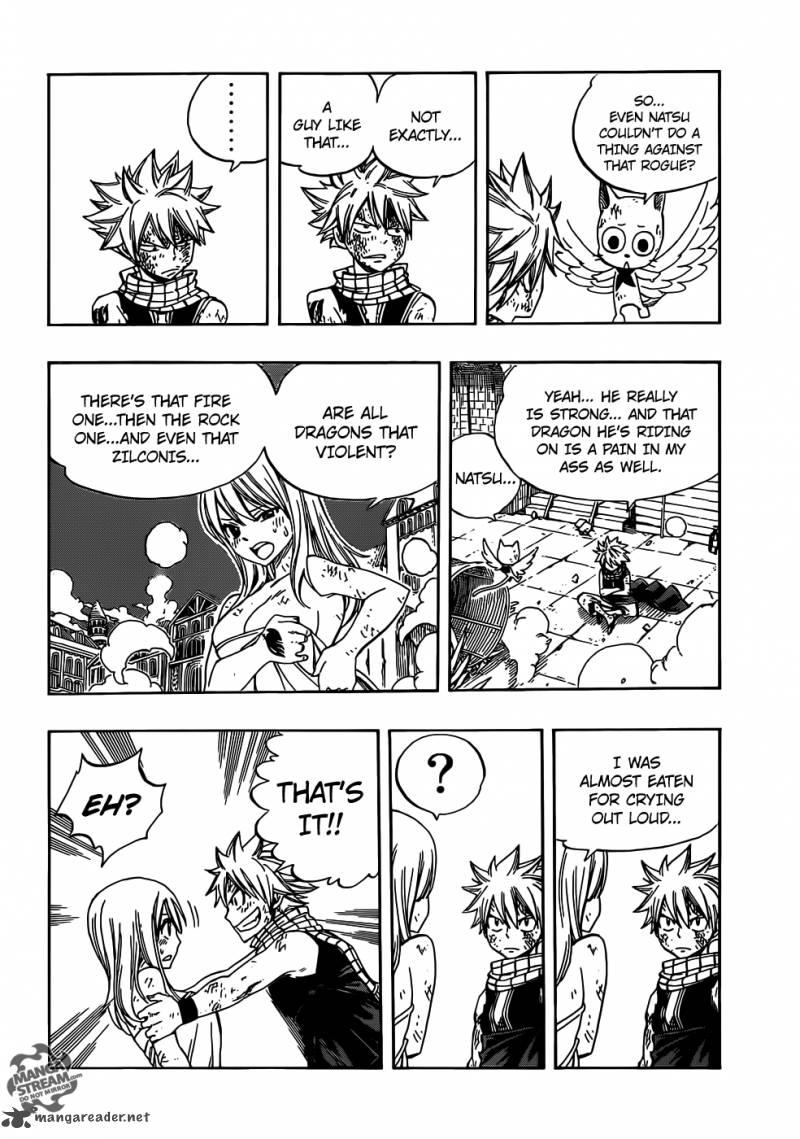 Fairy Tail 331 - Natsu's Strategy