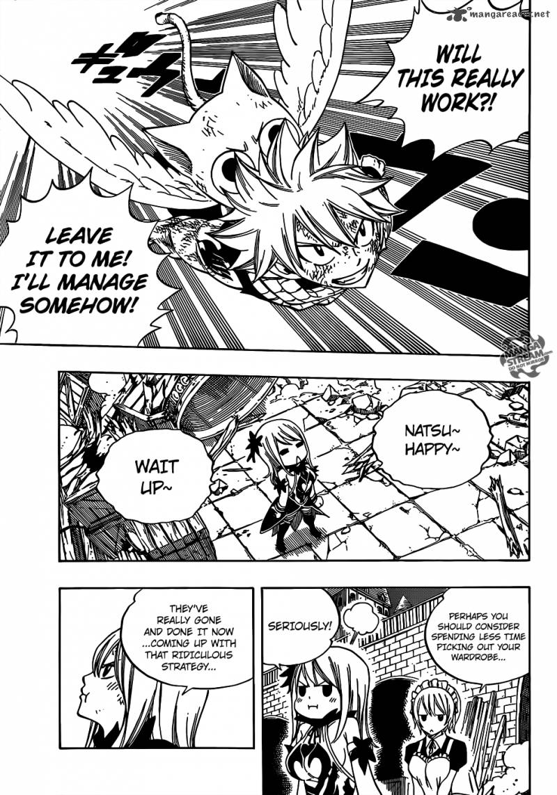Fairy Tail - Chapter 331