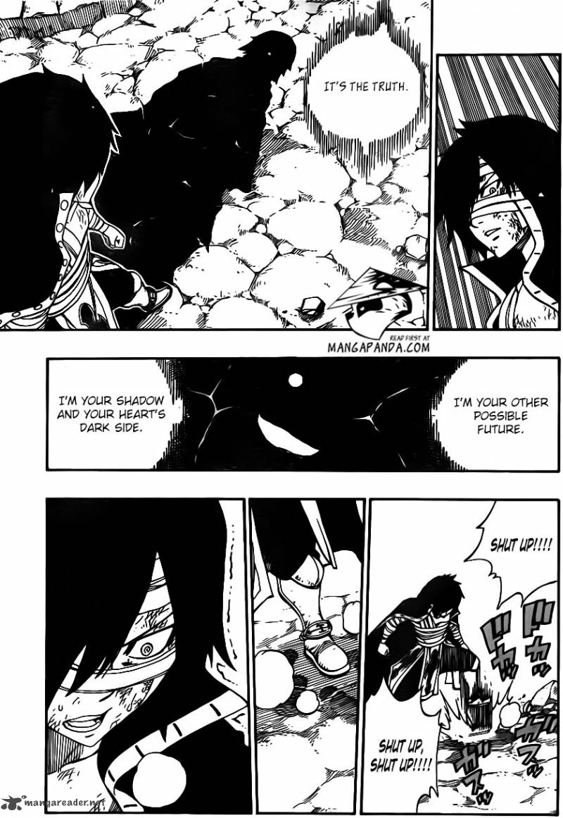 Fairy Tail 333: People and people, dragons and dra