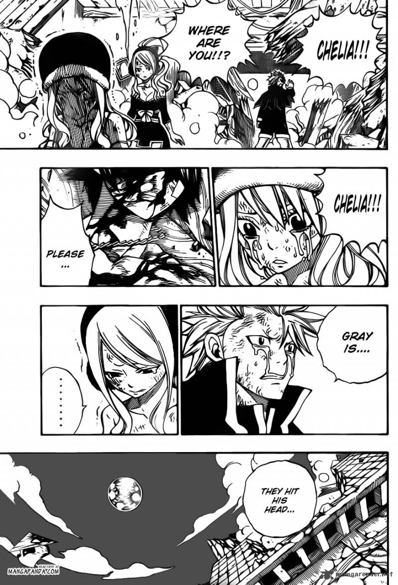 Fairy Tail 335: The time of life
