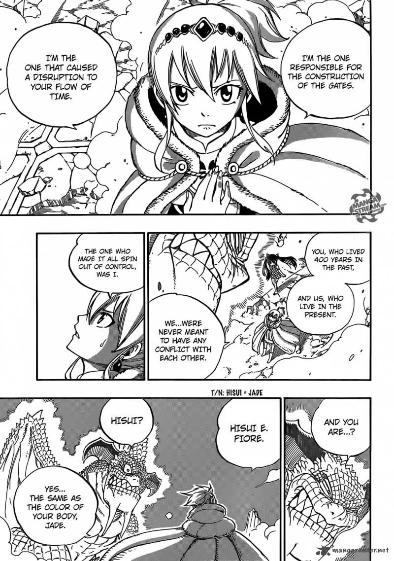 Fairy Tail 337: The Golden Plains