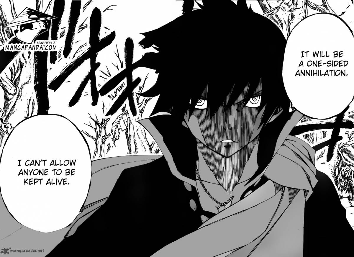 Fairy Tail 340: Gift