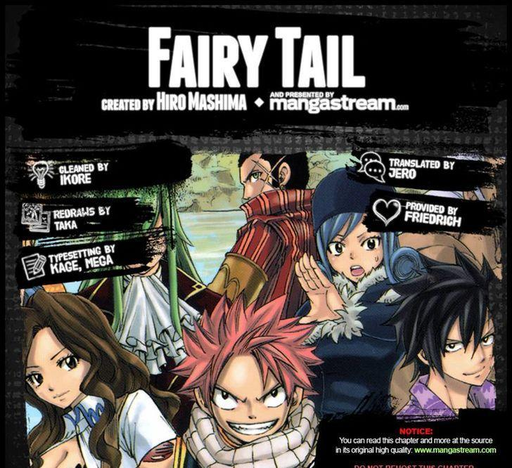 Fairy Tail 347: Red, Blue, And Blonde Fight!