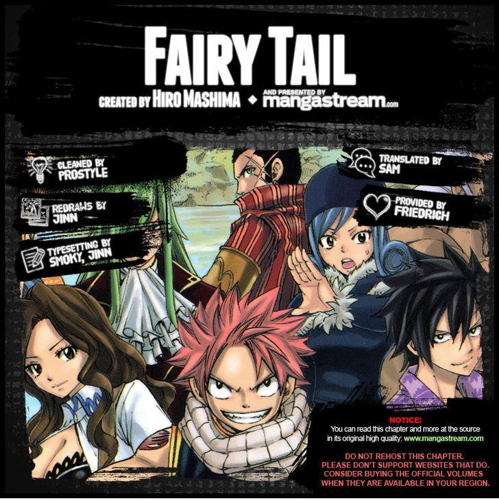 Fairy Tail 349: The demon Doriate