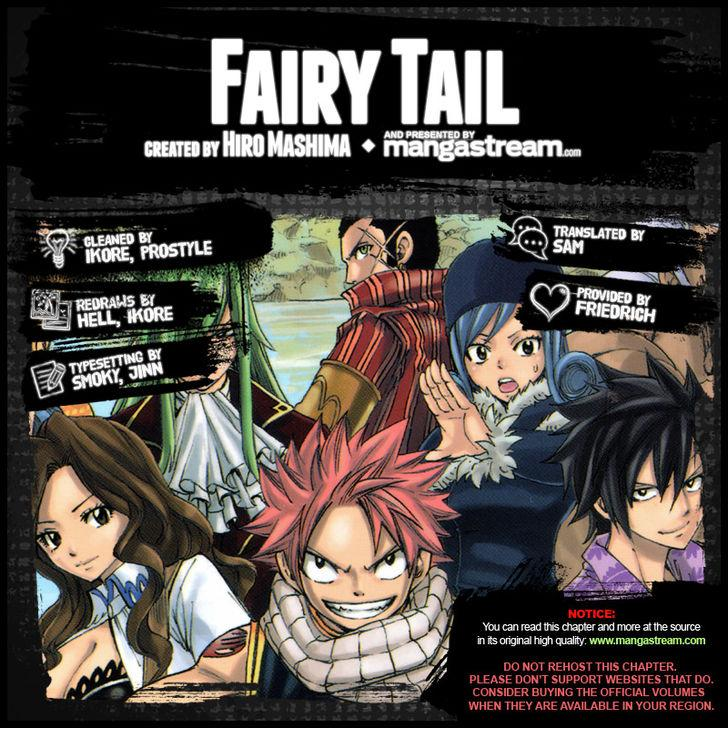 Fairy Tail 352: The Flame's Voice