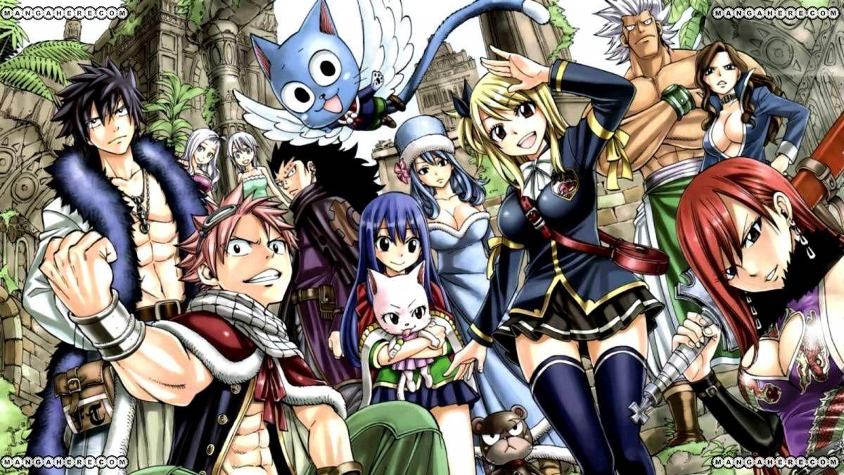 Fairy Tail 354: Efy Altis