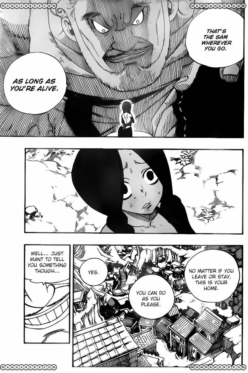 Fairy Tail - Chapter 355
