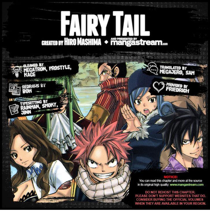 Fairy Tail 356: Tartaros Prologue