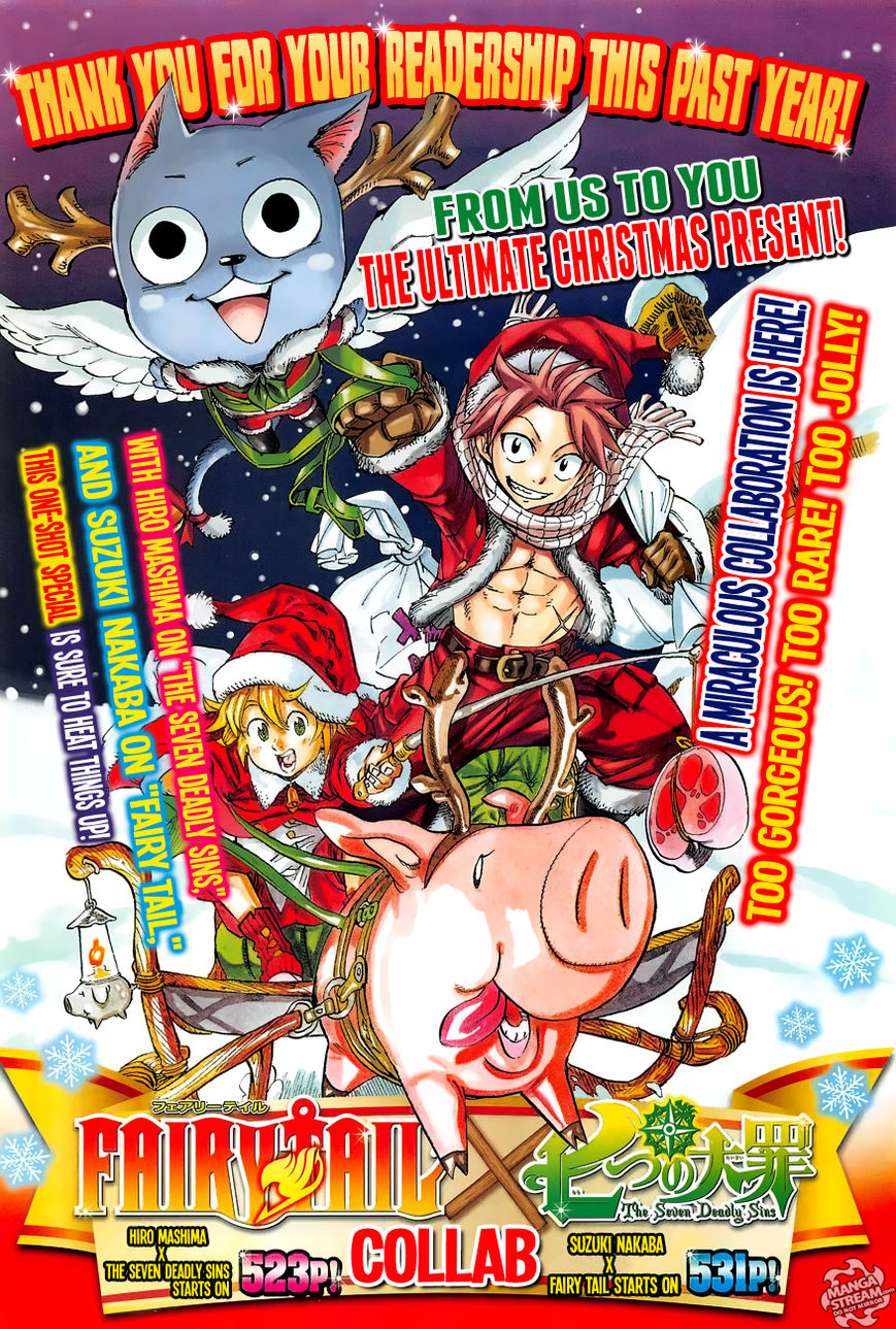 Fairy Tail 364.5: Special - Christmas Special
