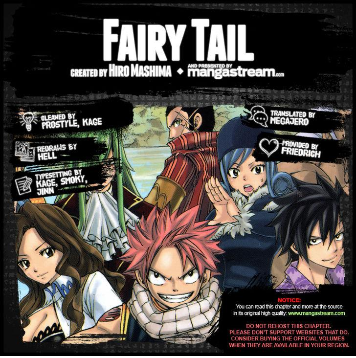 Fairy Tail 355: Song Of The Fairies