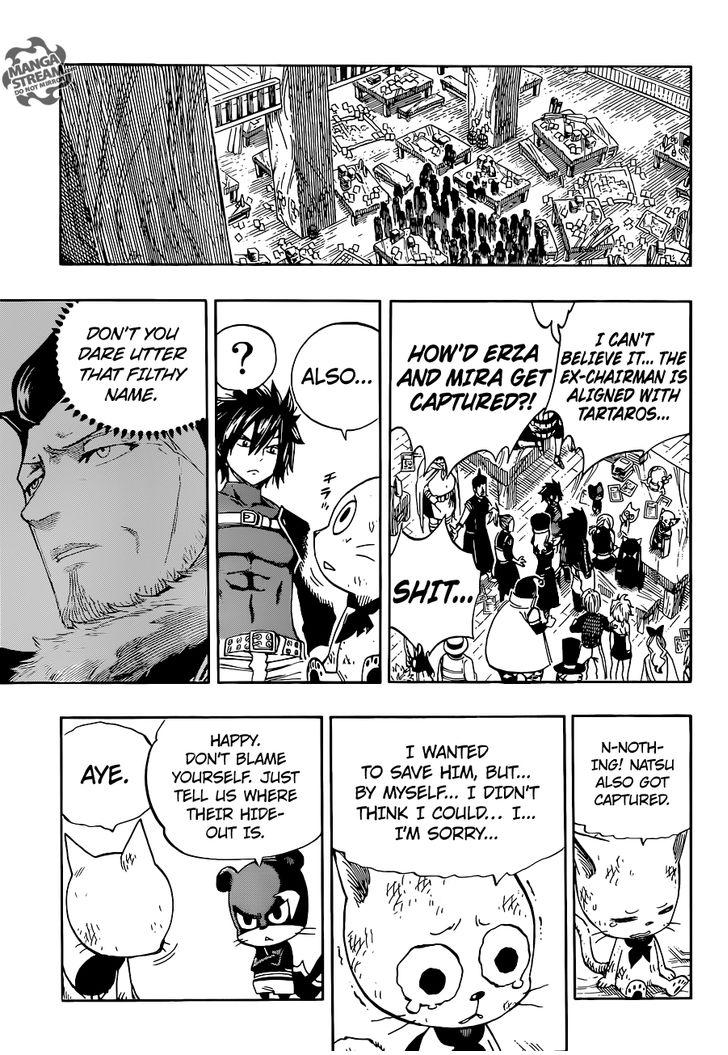Fairy Tail - Chapter 370