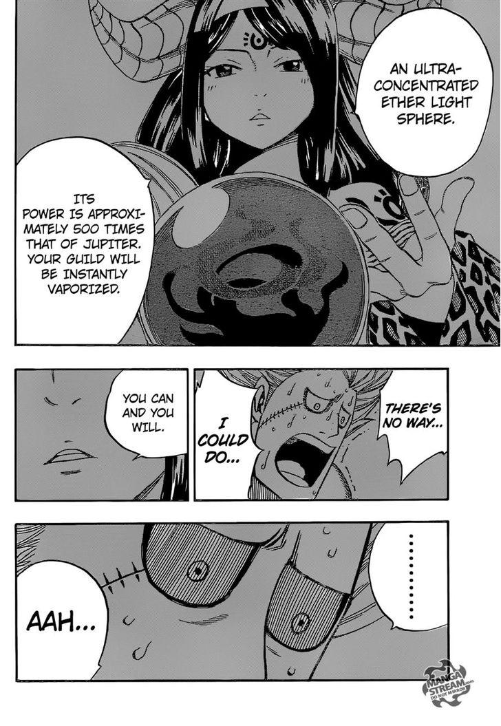 Fairy Tail 368: The Third Seal