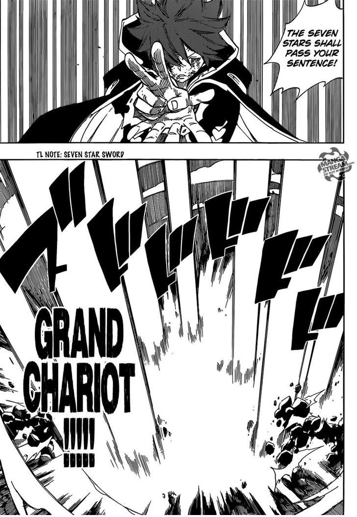 Fairy Tail 369: The Place Prayers Are Heard