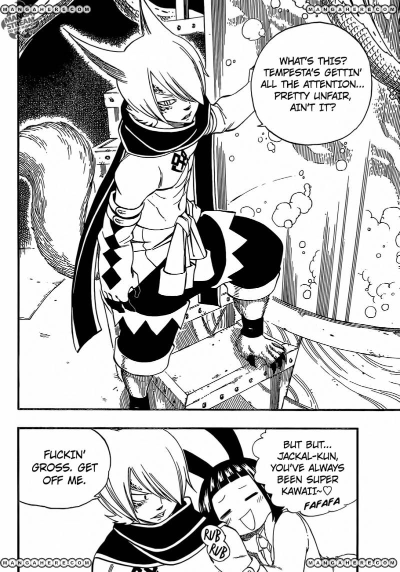 Fairy Tail 370: Demons Reincarnated