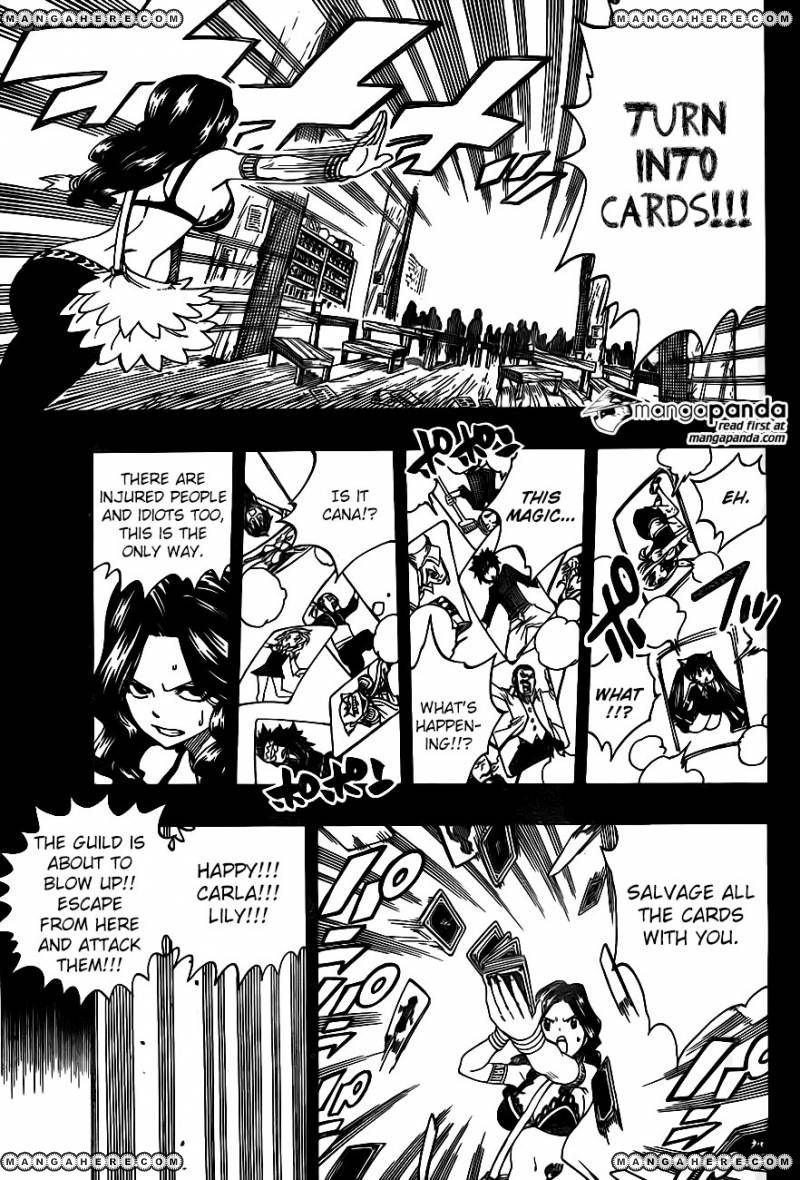 Fairy Tail - Chapter 374
