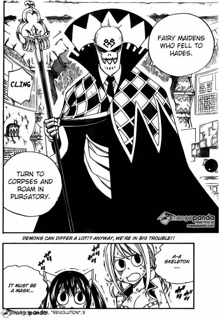 Fairy Tail 373: To let live or to kill