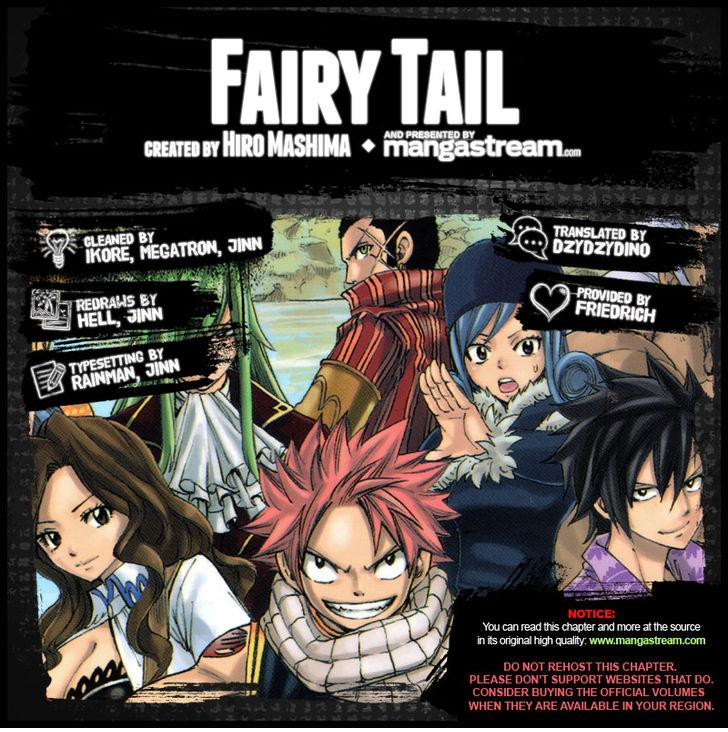 Fairy Tail 374.5 : Special - Welcome Home, Frosh