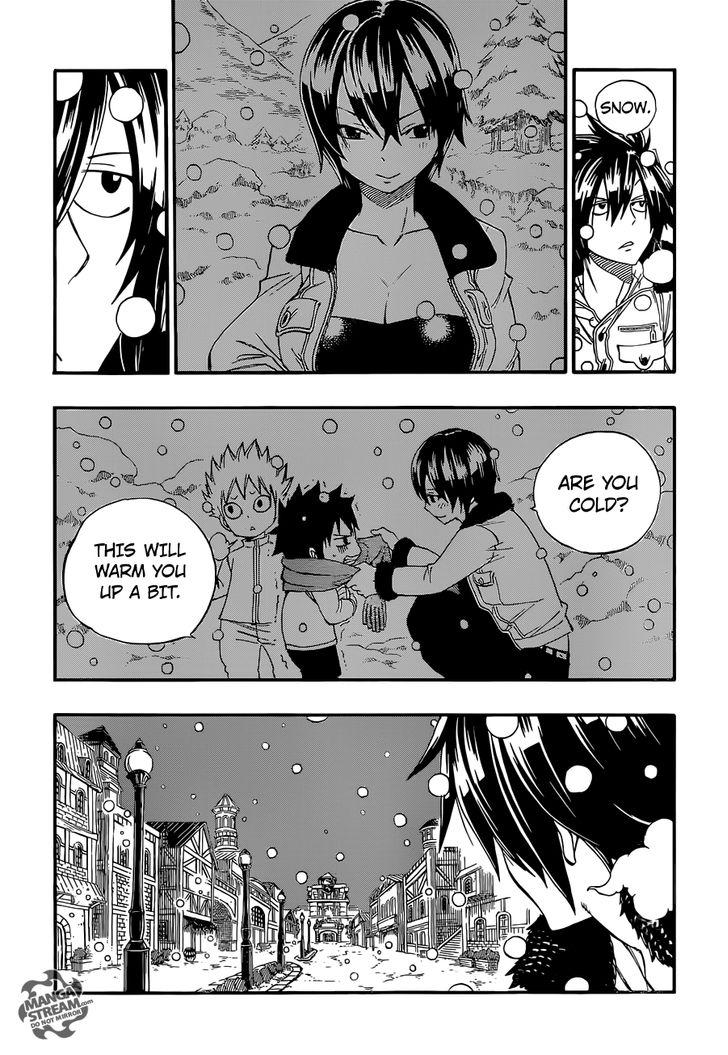 Fairy Tail 376.5: Side Story 2- She's Erza