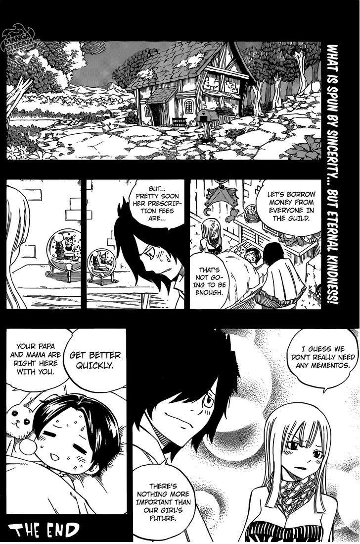 Fairy Tail 378.5 Side Story - Natsu and Asuka