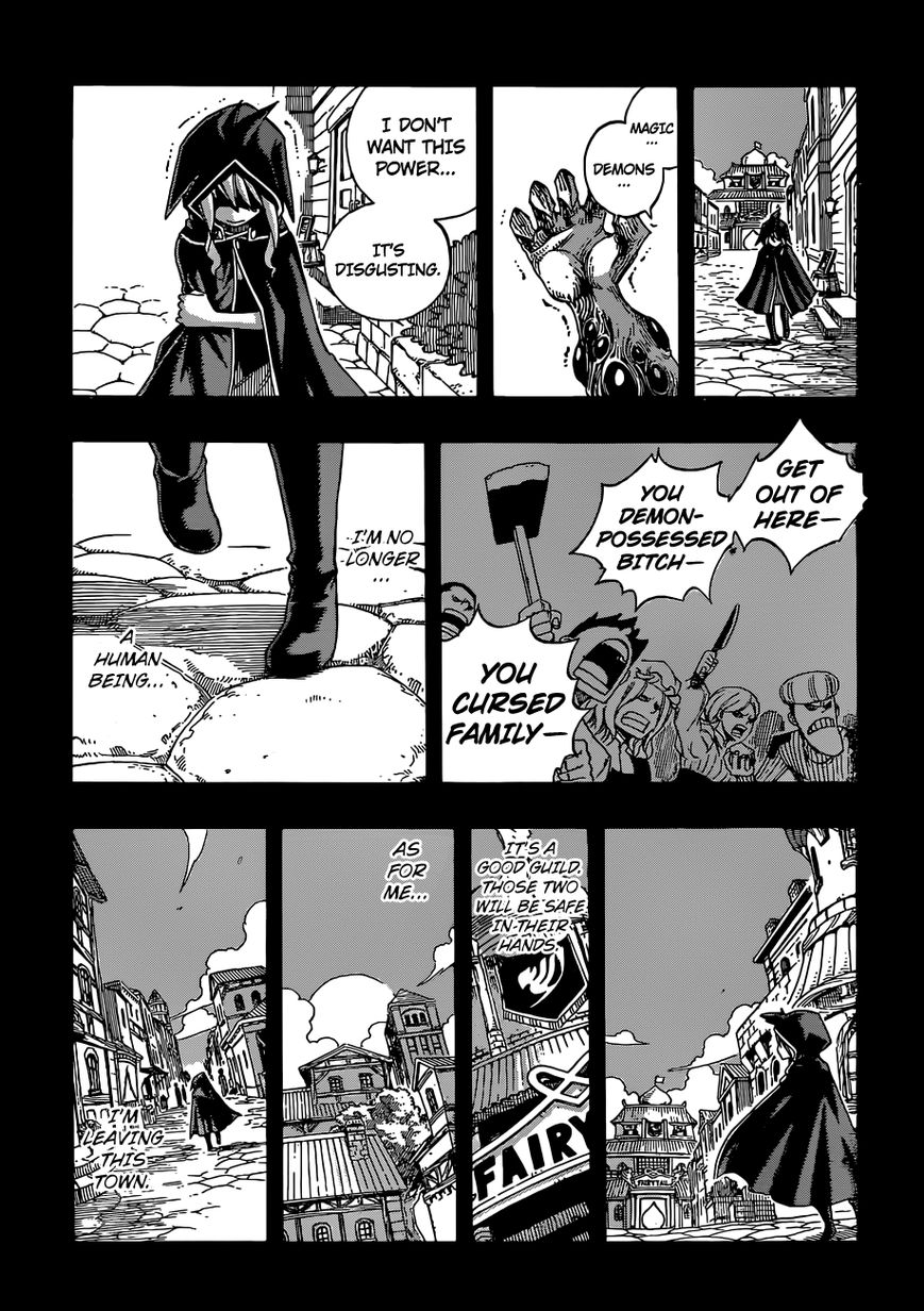 Fairy Tail 381: The Devil's House