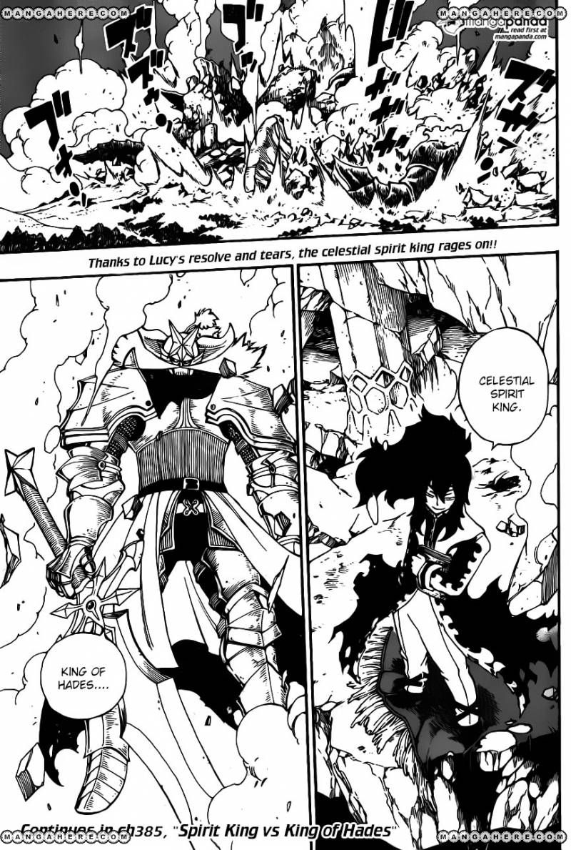 Fairy Tail - Chapter 390