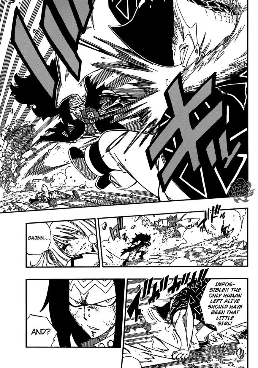 Fairy Tail 386: Galaxia Battle
