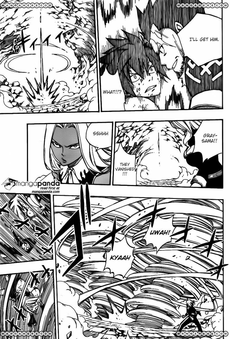 Fairy Tail 387: Father and Son