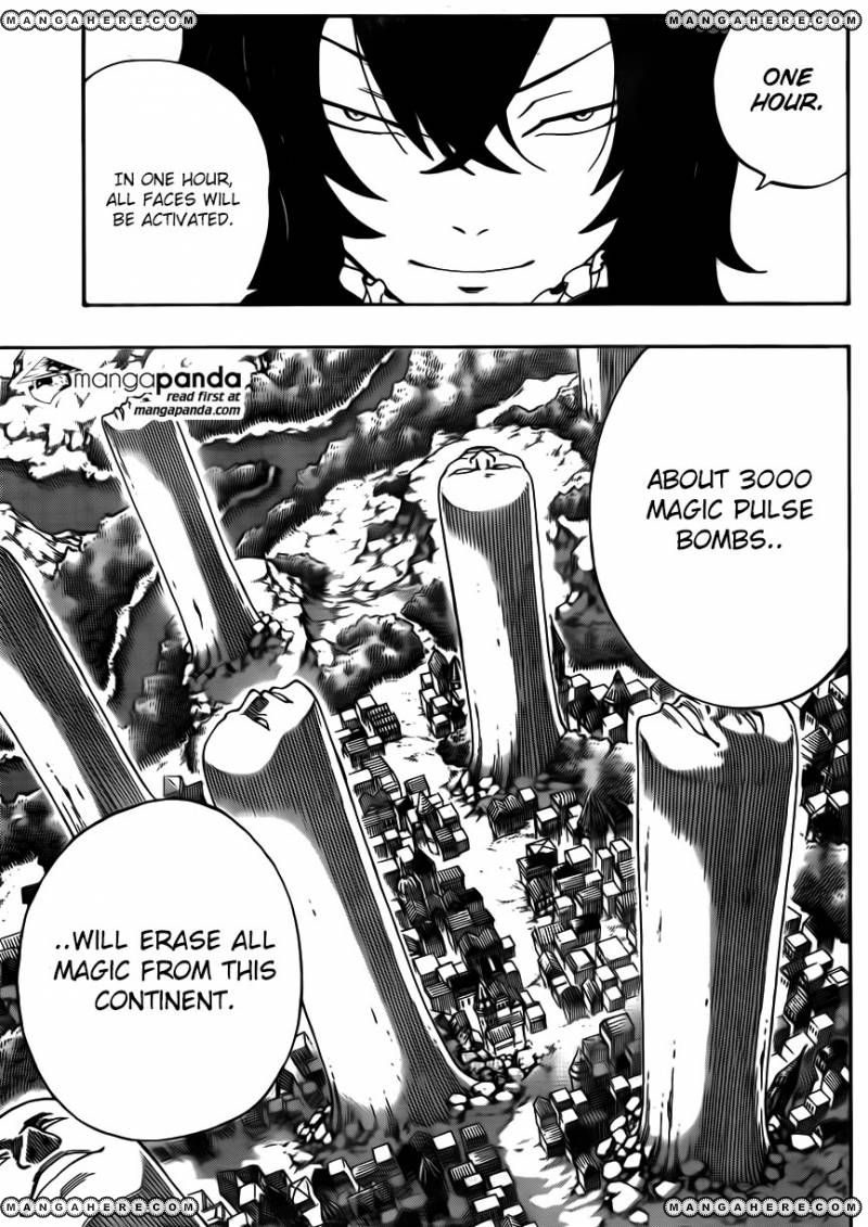 Fairy Tail 389: The twin dragons vs the king of Ha