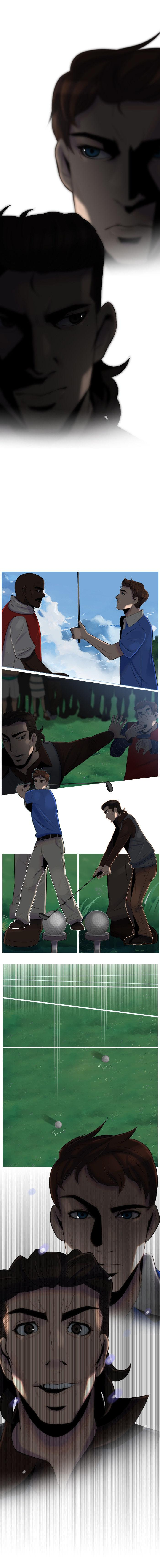 Golf Star - Chapter 12