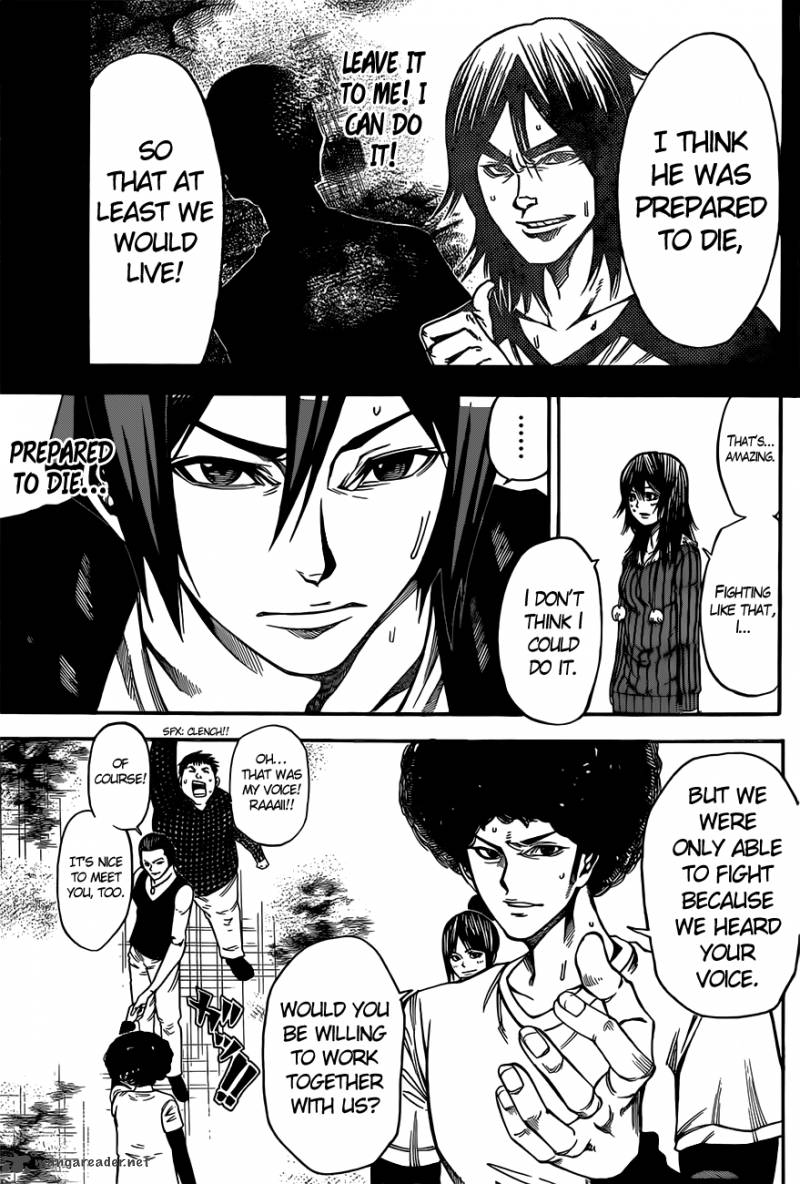 Kami-sama no Iutoori Part 2 - Chapter 11