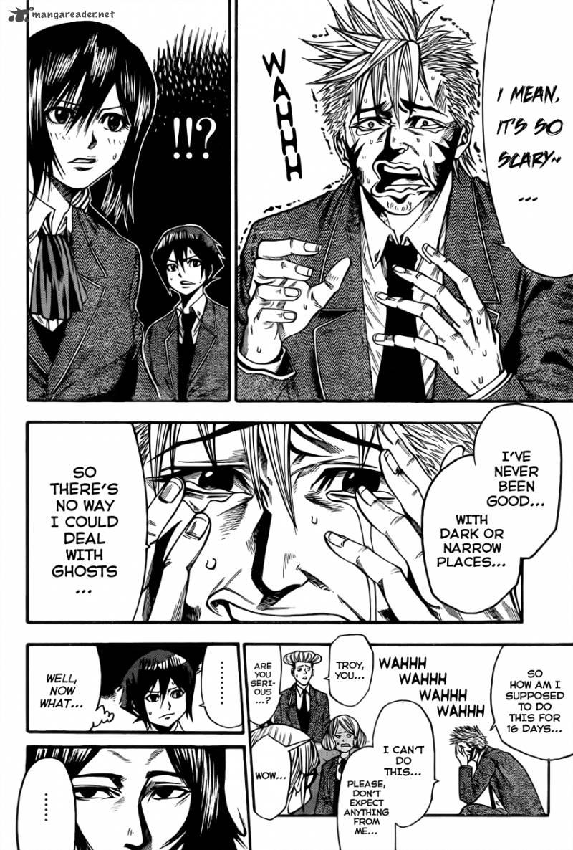 Kami-sama no Iutoori Part 2 - Chapter 26