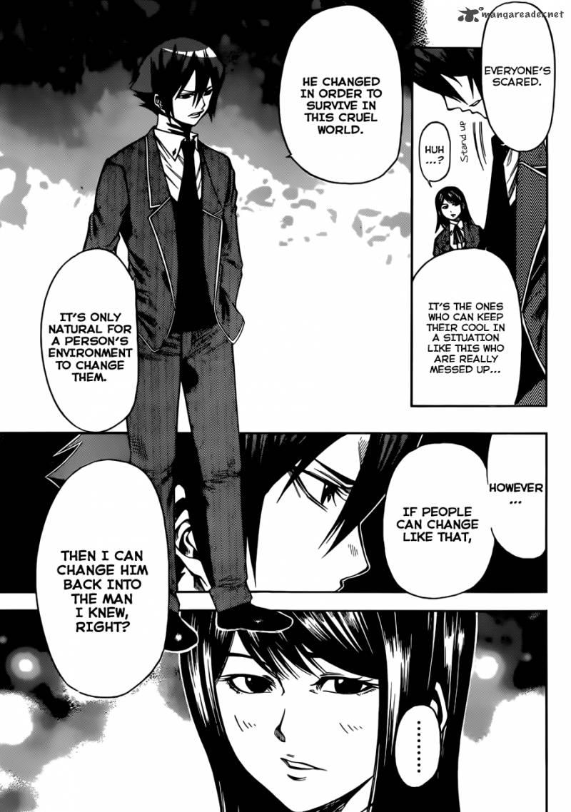 Kami-sama no Iutoori Part 2 - Chapter 28