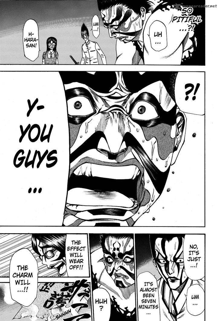 Kami-sama no Iutoori Part 2 - Chapter 41