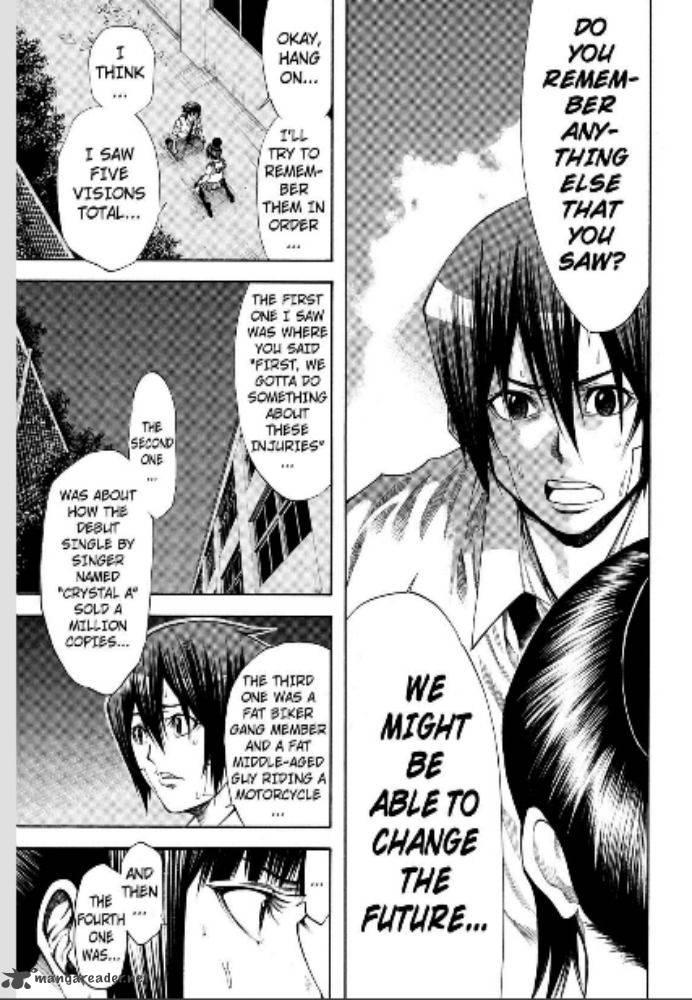 Kami-sama no Iutoori Part 2 - Chapter 44