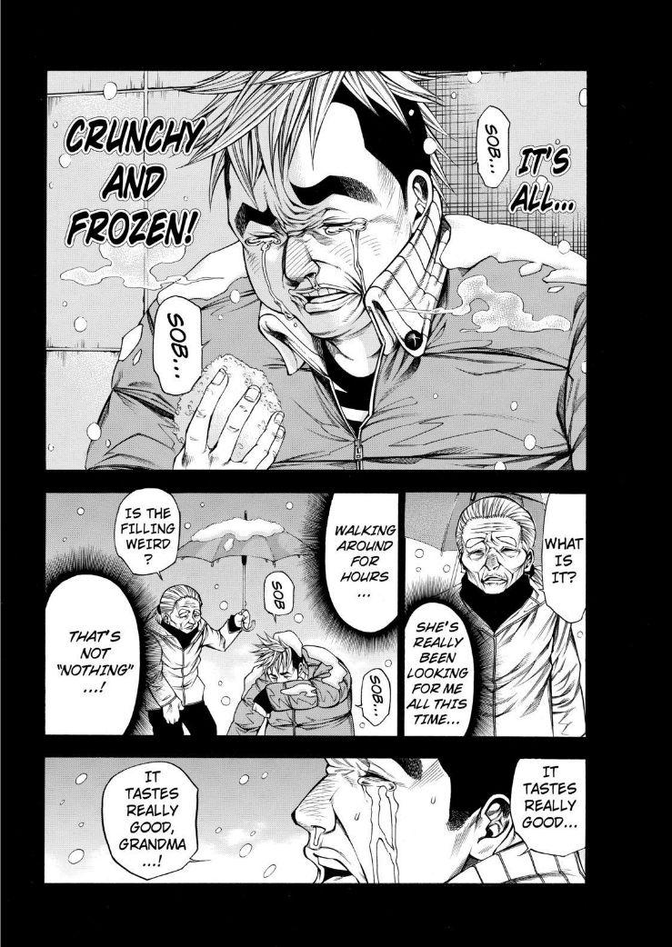Kami-sama no Iutoori Part 2 - Chapter 53