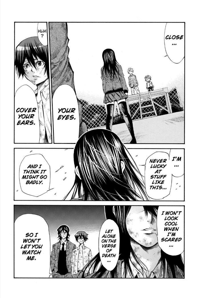Kami-sama no Iutoori Part 2 - Chapter 59