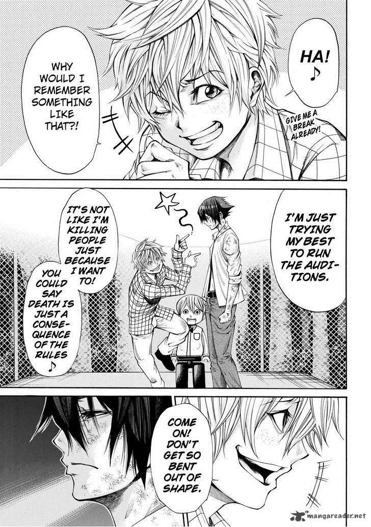 Kami-sama no Iutoori Part 2 - Chapter 60