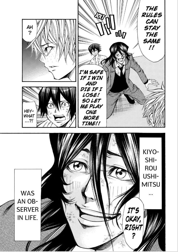 Kami-sama no Iutoori Part 2 - Chapter 61