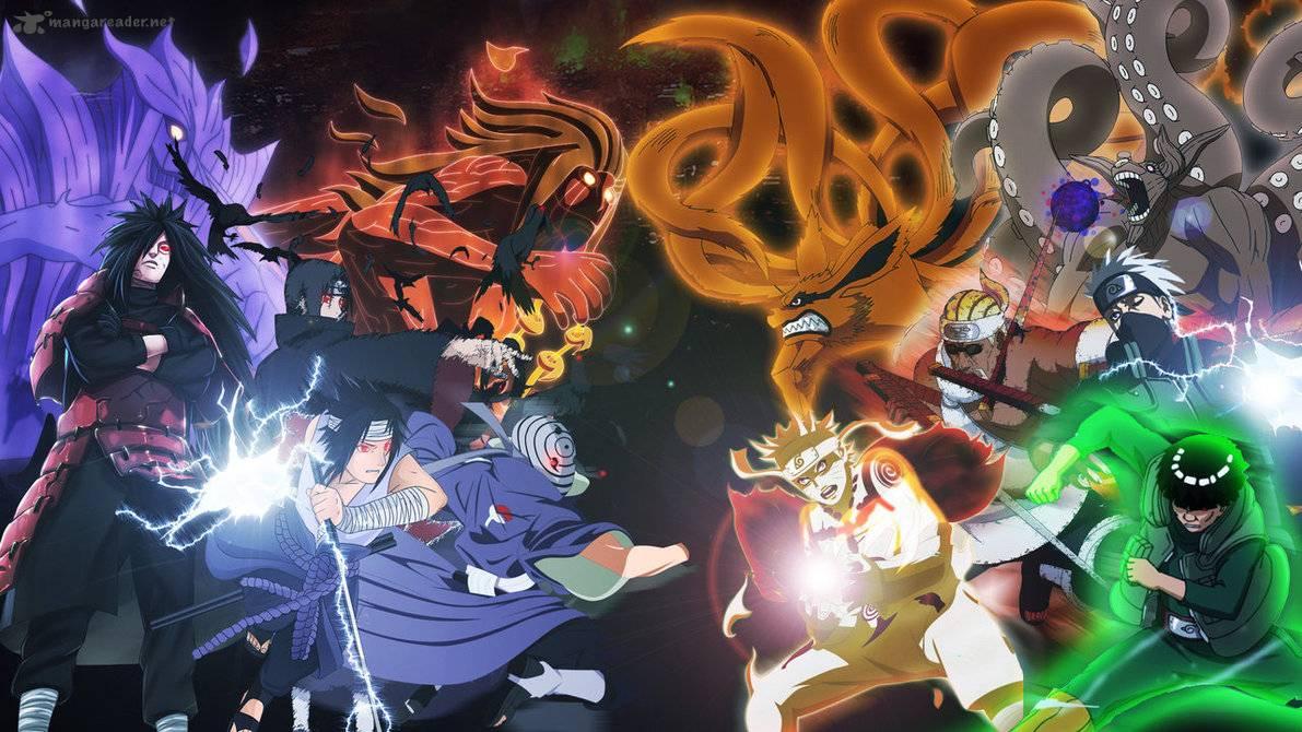 Naruto - Chapter 656