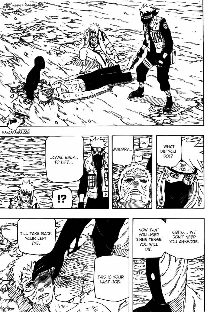 Naruto - Chapter 657