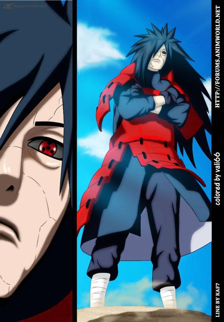 Naruto - Chapter 661