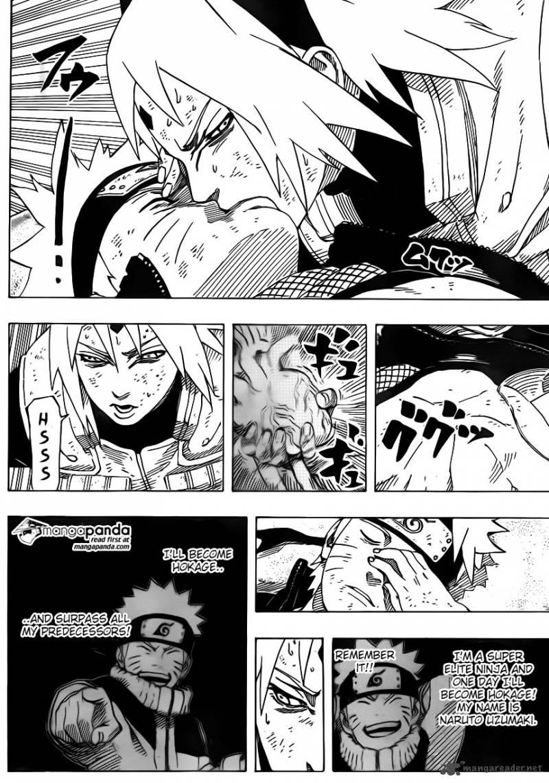 Naruto - Chapter 663