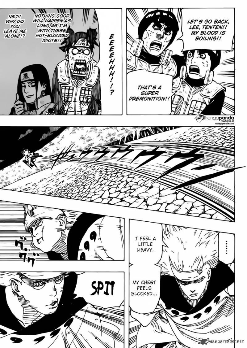 Naruto - Chapter 664