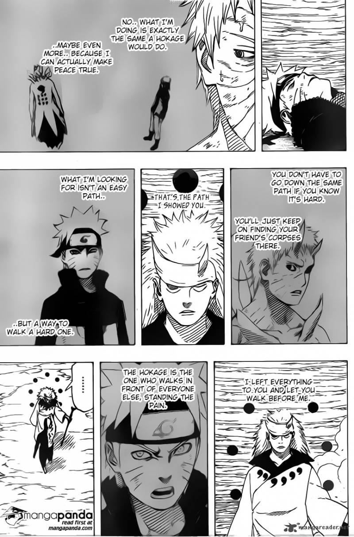 Naruto - Chapter 665