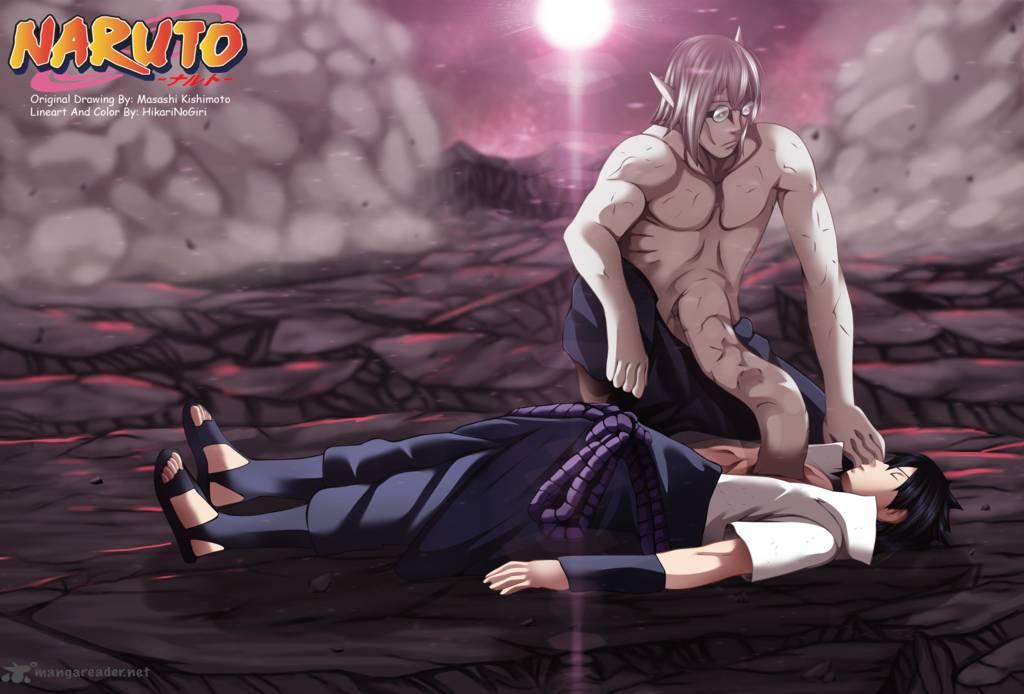 Naruto - Chapter 668