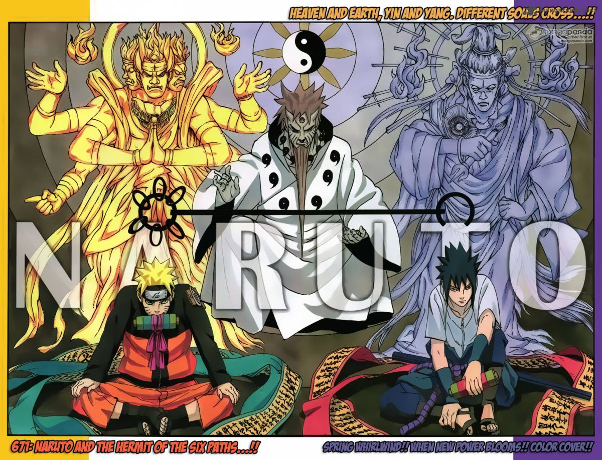 Naruto - Chapter 671