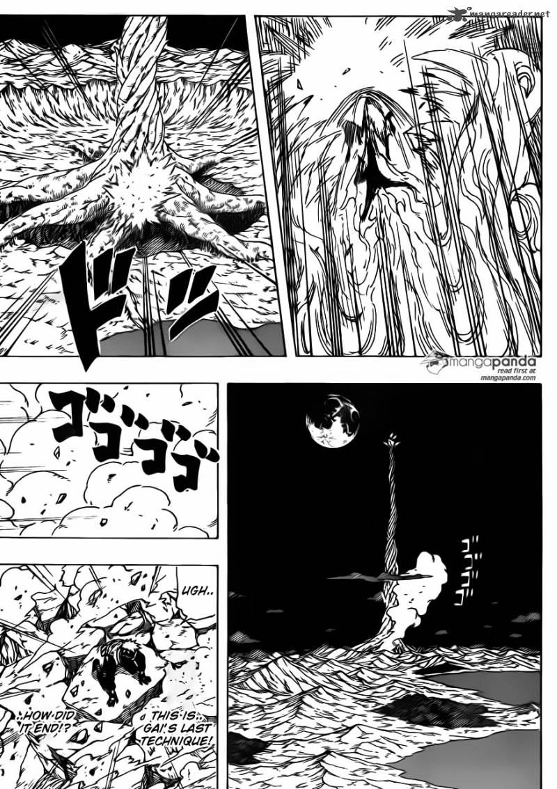 Naruto - Chapter 672