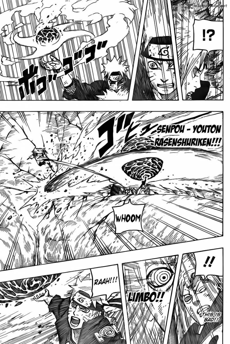 Naruto - Chapter 673