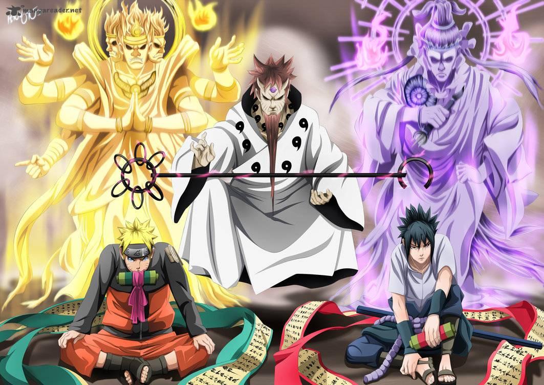 Naruto - Chapter 674